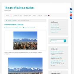 Partir étudier à Santiago