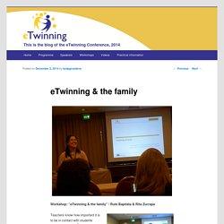 eTwinning Conference 2014