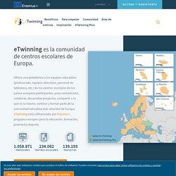 eTwinning - Portada