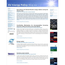 EU Energy Policy Blog
