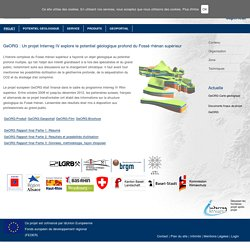 EU-Projekt GeORG - Projet