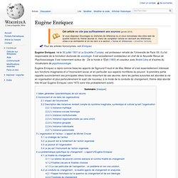 Eugène Enriquez - Wikipédia