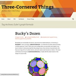Three-Cornered Things