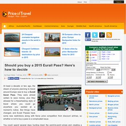 Eurail Pass Review 2014, Cheap Eurail Global Pass - Is It Worth It?
