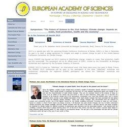 EURASC - Symposium