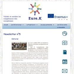 Eure.K : Newsletter5FR