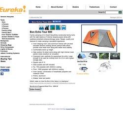 Eureka Tents Canada