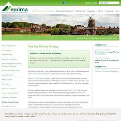 EURIMA - Tackling Climate Change