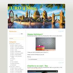 EURO 4 blog