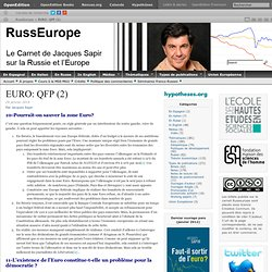 EURO: QFP (2)