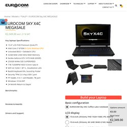 EUROCOM Sky X4C MEGASALE – Eurocom Europe