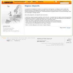 Eurodyssee.net: Objectifs