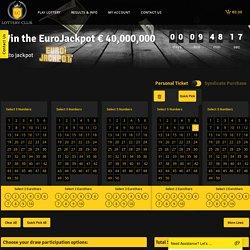 Online European Lottery