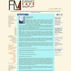 Euromed Cafè - Ahmed El Attar