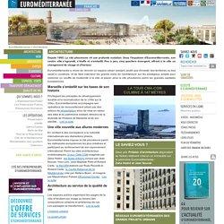 EuroMediterranee:Architecture