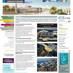 EuroMediterranee:Economie