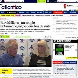 EuroMillions : un couple britannique gagne deux fois de suite