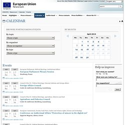 Newsroom - Calendar - Europe Day 2012 – 62nd anniversary of the Schuman Declaration