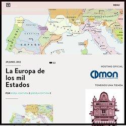 La Europa de los mil Estados