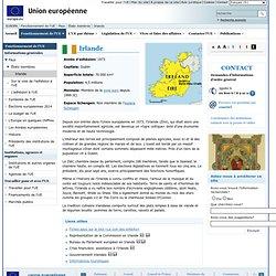 Les pays européens - Irlande