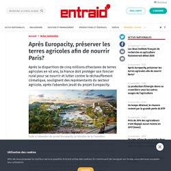 Après Europacity, préserver les terres agricoles afin de nourrir Paris?