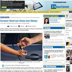 Europcar étend son réseau avec Ubeeqo