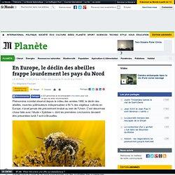 En Europe, le déclin des abeilles frappe lourdement les pays du Nord
