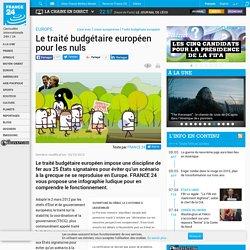 EUROPE - Le traité budgétaire européen pour les nuls