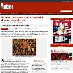 Europe : ces luttes contre l'austérité dont on ne parle pas