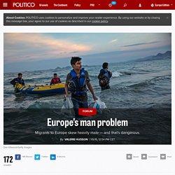 Europe's man problem