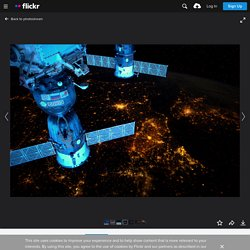 Toutes les tailles | Europe and its nightlights, seen from the ISS | Flickr : partage de photos !