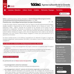 Plateforme Interdépartementale Europe Atlantique