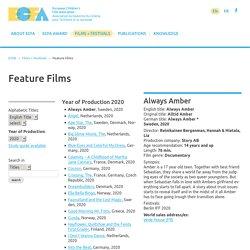 Feature Films – European Children's Film Association