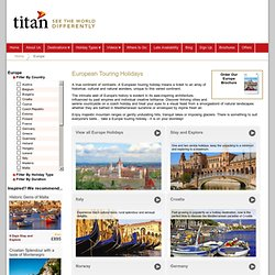 European Coach Tours: Titan Travel
