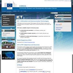 FP7 : ICT