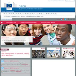 European Commission - Youth