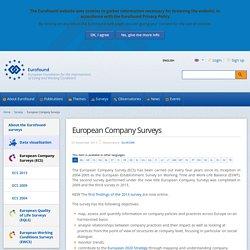 European Company Surveys