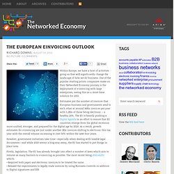 The European eInvoicing Outlook