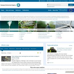 European Environment Agency — EEA