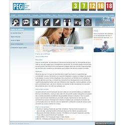 PEGI Pan European Game Information - Jeux et éducation