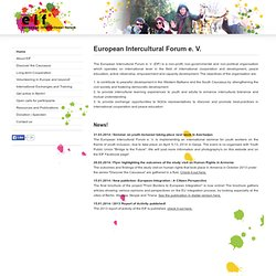 European Intercultural Forum e.V.