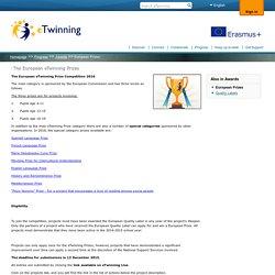 European Prizes