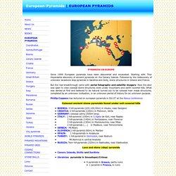 EUROPEAN PYRAMIDS