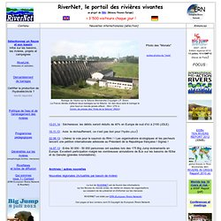 franz.ERN - European Rivers Network and RiverNet Homepage