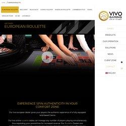Vivo Gaming live casino software