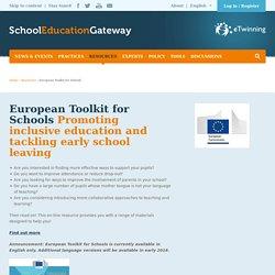 European Toolkit for Schools