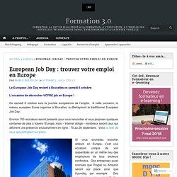 European Job Day : trouver votre emploi en Europe