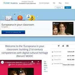 Europeana in your classroom