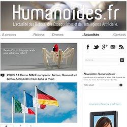 Drone MALE européen : Airbus, Dassault et Alenia Aermacchi main dans la main