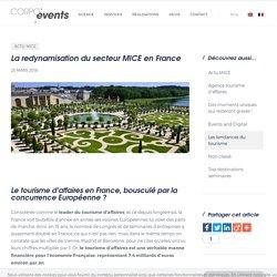 MICE Européen : la France en action face à la concurrence